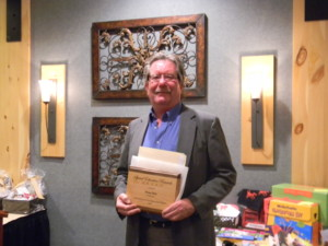 Doug Doty- Research Award